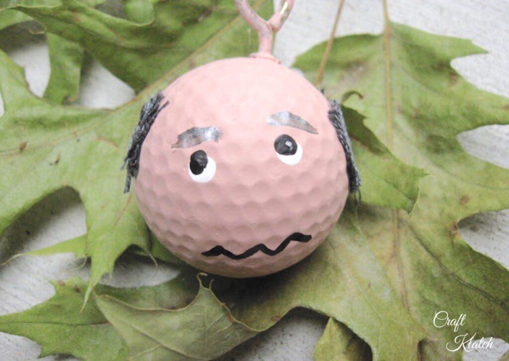 Golf ball buddy