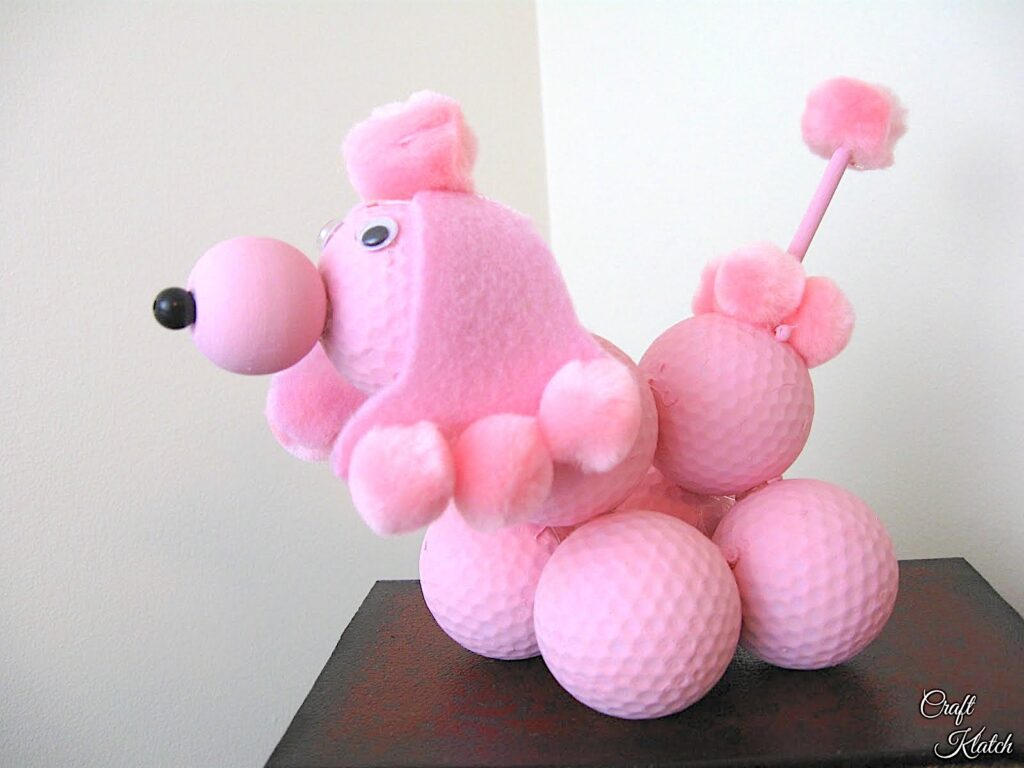 Golf Ball Poodle