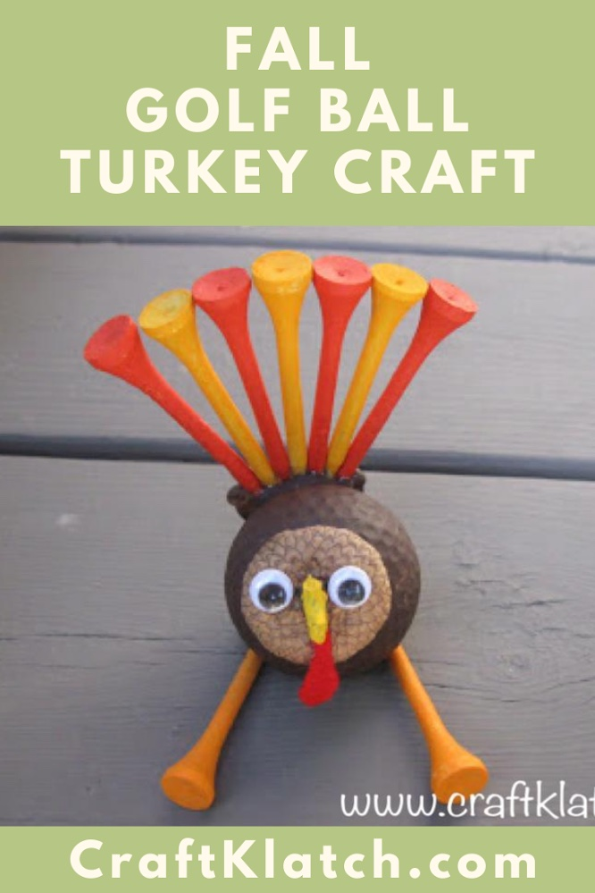 How to make a turkey for Thanksgiving decorations