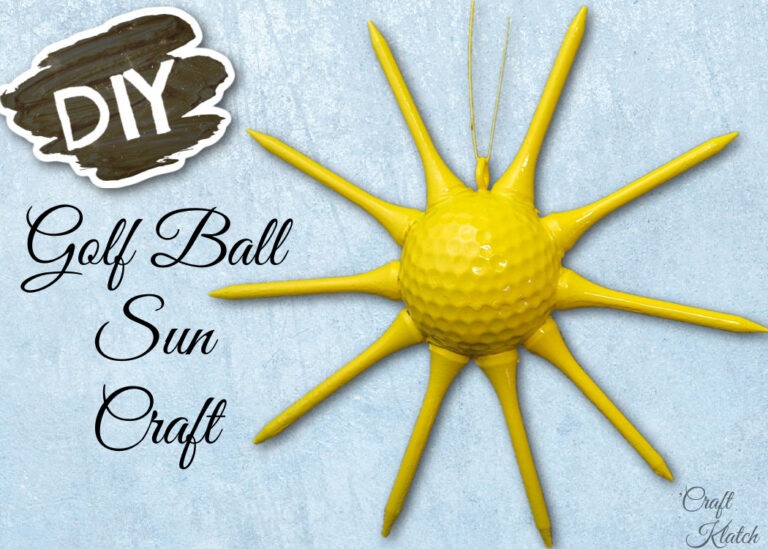 golf ball sun craft
