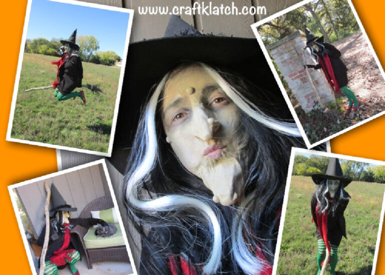 How to do witch makeup tutorial