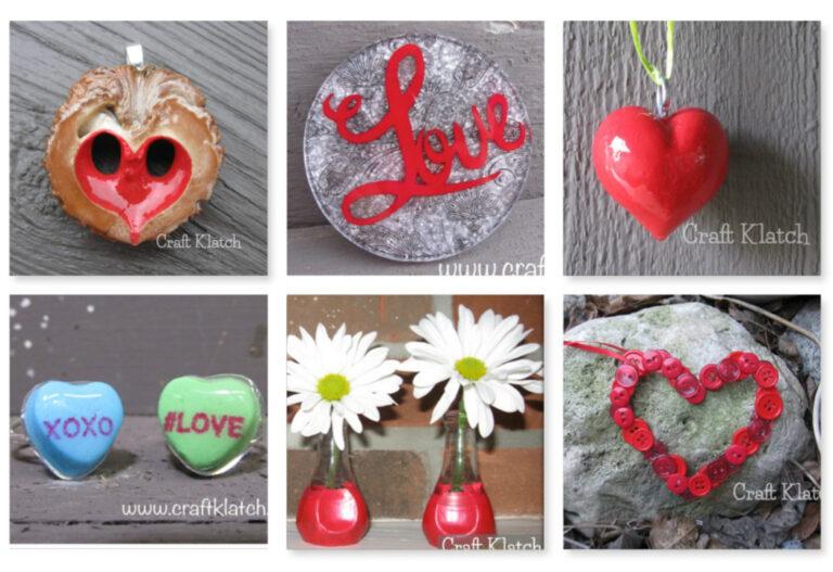 35 Valentine's Day Crafts and DIYs