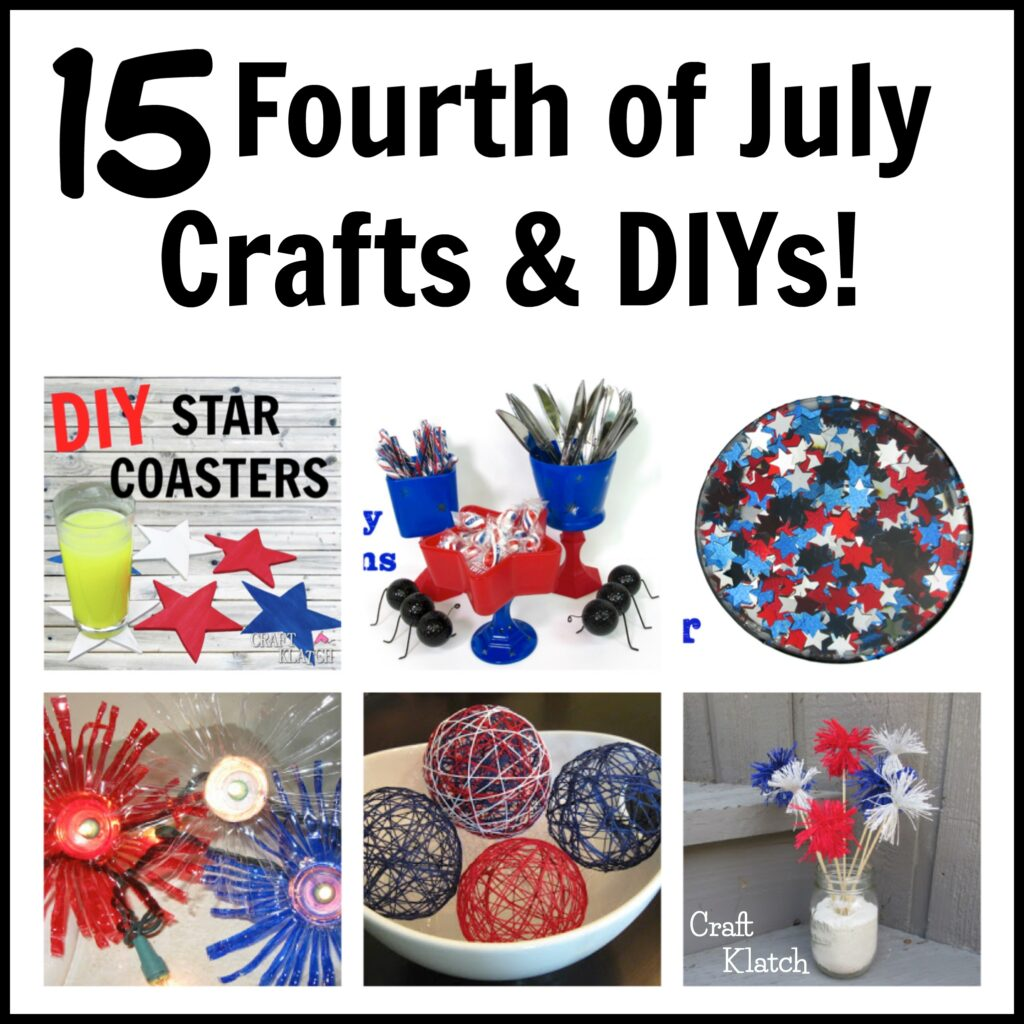 15 Fourth of July crafts