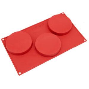 Freshware Silicone Coaster Mold